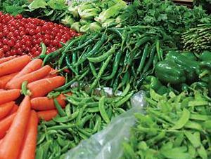 发改委:菜价有望逐步回归常年水平